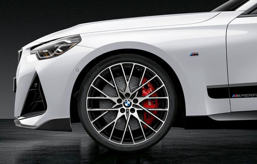 Noul BMW Seria 2 Coupe primește o serie de accesorii M Performance - Poza 14