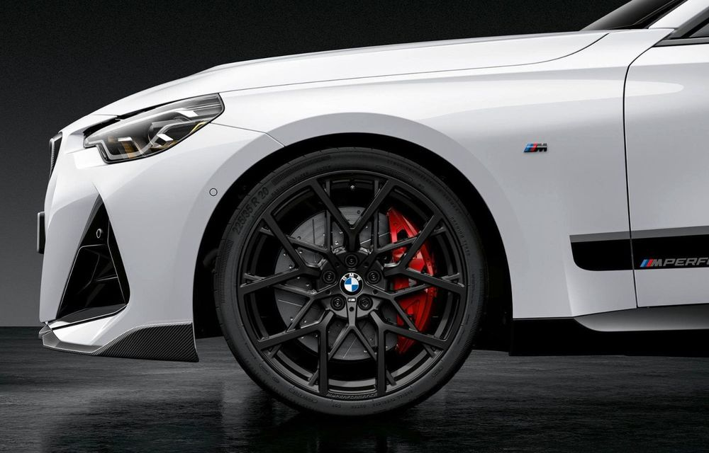 Noul BMW Seria 2 Coupe primește o serie de accesorii M Performance - Poza 12