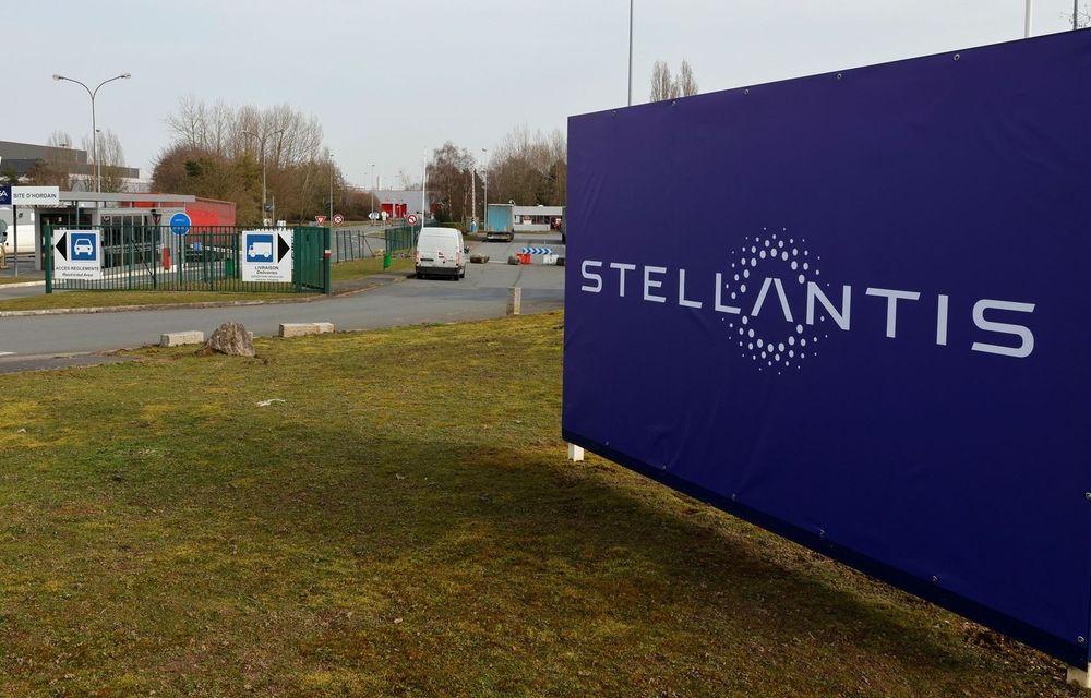 Chinezii de la Dongfeng au vândut acțiuni Stellantis în valoare de 600 de milioane de euro - Poza 1