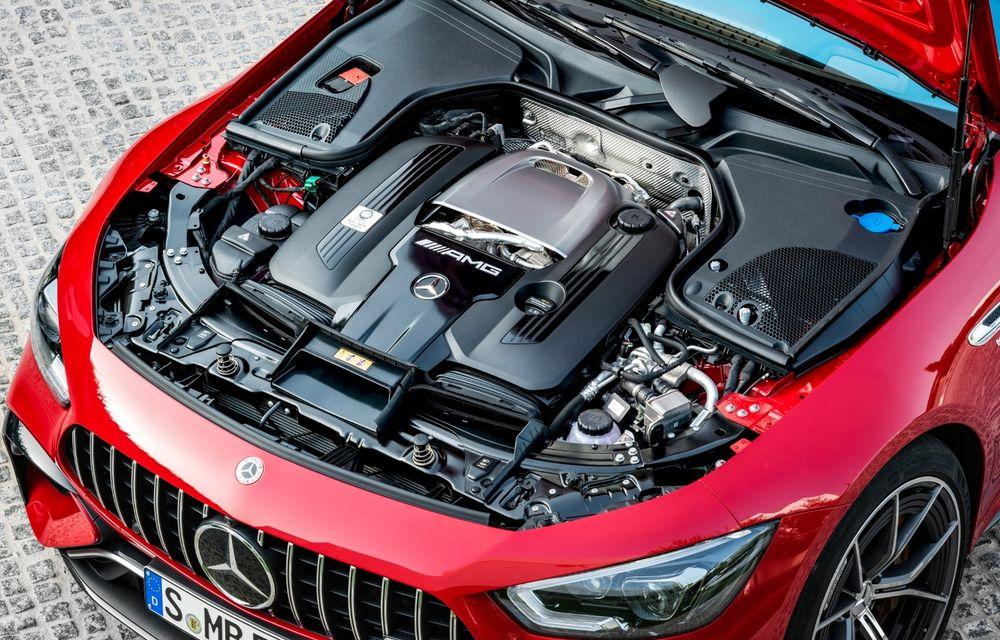 Mercedes-Benz nu va dezvolta o generație nouă de motoare plug-in hybrid - Poza 1