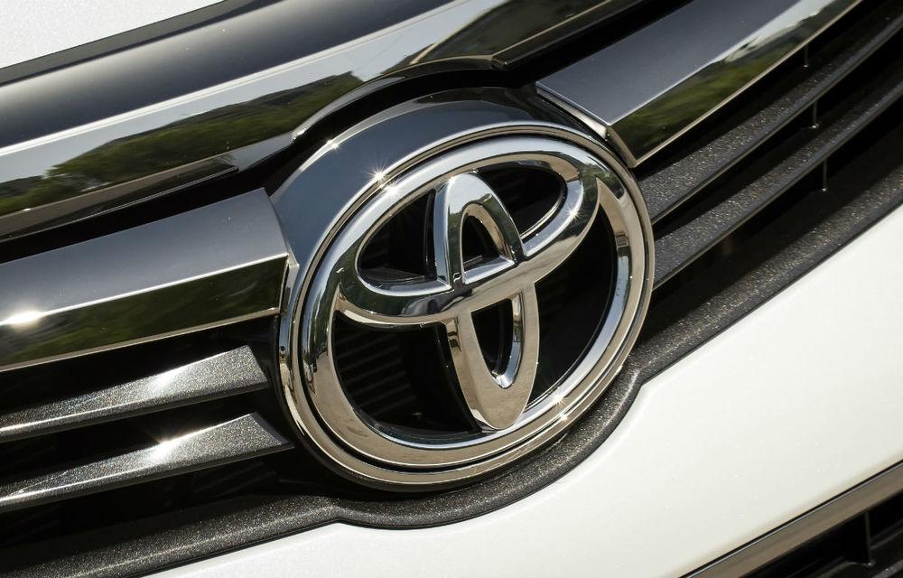 Toyota își reduce ținta de producție pentru 2021 din cauza crizei de cipuri - Poza 1