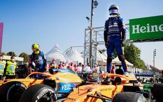 Dublă McLaren la Monza. Daniel Ricciardo câștigă pentru prima oară din 2018