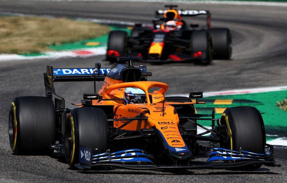 Dublă McLaren la Monza. Daniel Ricciardo câștigă pentru prima oară din 2018 - Poza 2