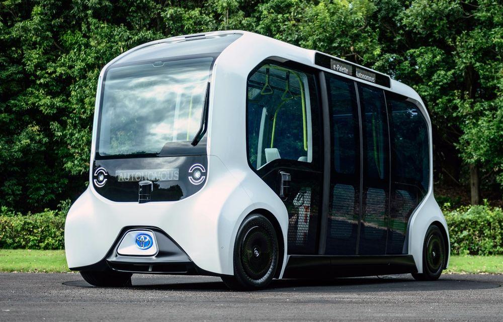 Șeful Toyota avertizează despre pericolul mașinilor autonome, după incidentul de la Jocurile Paralimpice - Poza 1