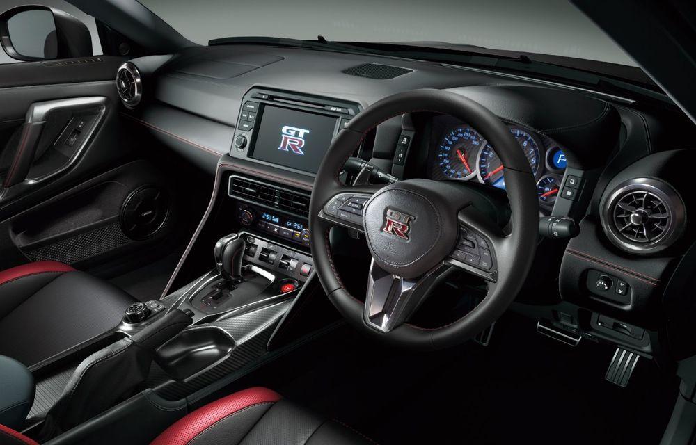 Nissan prezintă noul GT-R pentru piața japoneză: 2 ediții speciale cu o producție limitată la 100 de exemplare - Poza 19