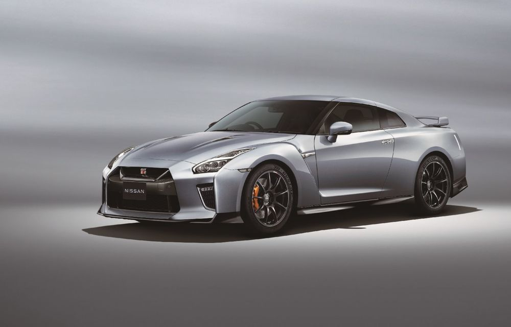Nissan prezintă noul GT-R pentru piața japoneză: 2 ediții speciale cu o producție limitată la 100 de exemplare - Poza 8