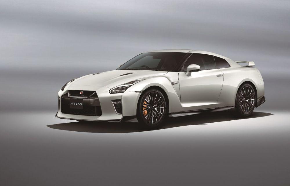 Nissan prezintă noul GT-R pentru piața japoneză: 2 ediții speciale cu o producție limitată la 100 de exemplare - Poza 9