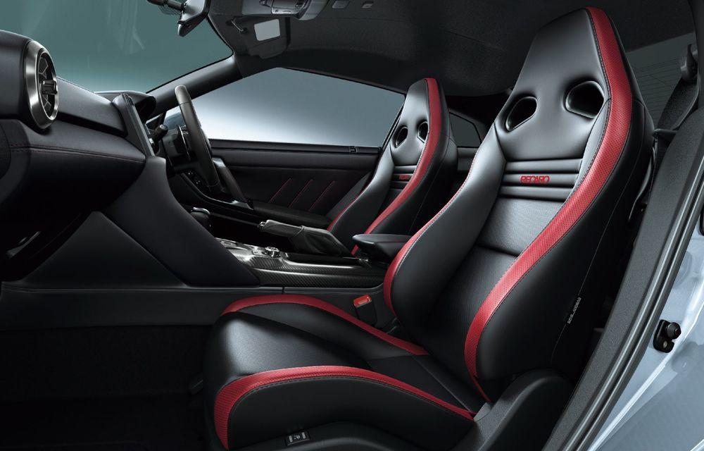 Nissan prezintă noul GT-R pentru piața japoneză: 2 ediții speciale cu o producție limitată la 100 de exemplare - Poza 13