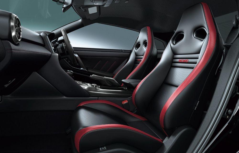 Nissan prezintă noul GT-R pentru piața japoneză: 2 ediții speciale cu o producție limitată la 100 de exemplare - Poza 20