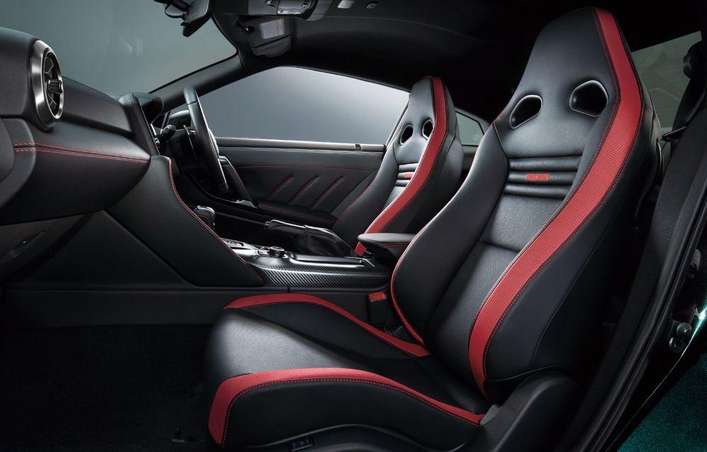 Nissan prezintă noul GT-R pentru piața japoneză: 2 ediții speciale cu o producție limitată la 100 de exemplare - Poza 14