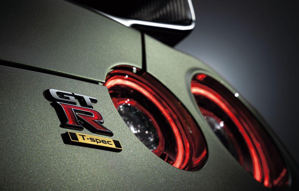 Nissan prezintă noul GT-R pentru piața japoneză: 2 ediții speciale cu o producție limitată la 100 de exemplare - Poza 40