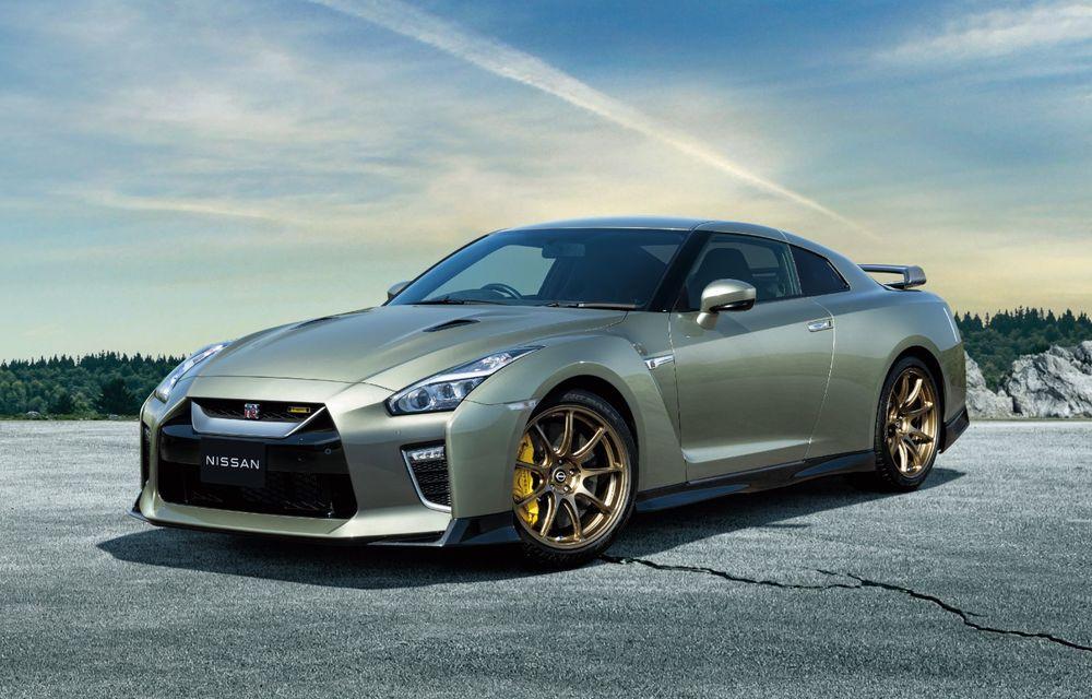 Nissan prezintă noul GT-R pentru piața japoneză: 2 ediții speciale cu o producție limitată la 100 de exemplare - Poza 2