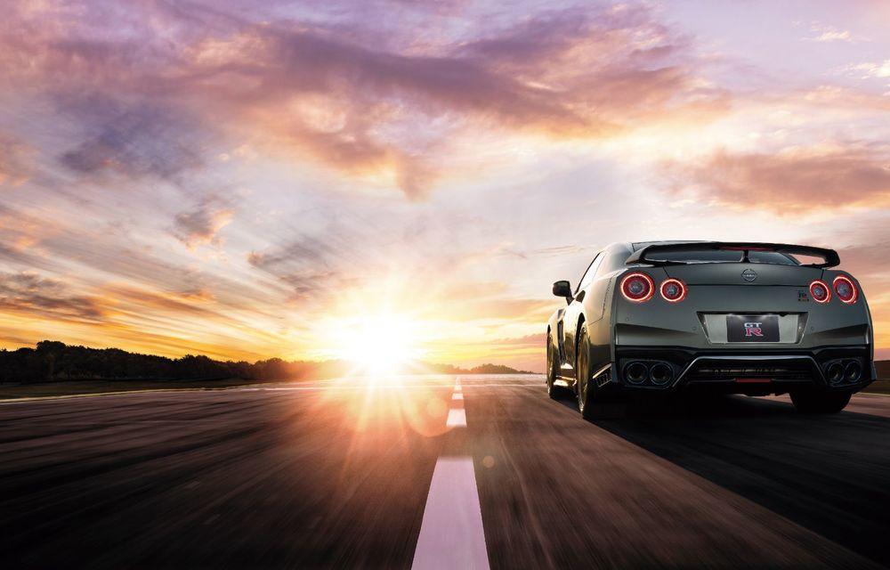 Nissan prezintă noul GT-R pentru piața japoneză: 2 ediții speciale cu o producție limitată la 100 de exemplare - Poza 6