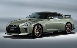 Nissan prezintă noul GT-R pentru piața japoneză: 2 ediții speciale cu o producție limitată la 100 de exemplare