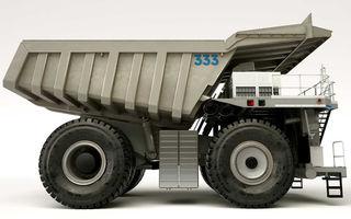 Rolls-Royce testează noi teritorii: a prezentat conceptul unui camion hibrid pentru zonele miniere