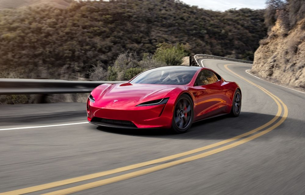 Tesla vrea să reinventeze ștergătoarele de parbriz: a patentat un fascicului laser care înlătură apa - Poza 1