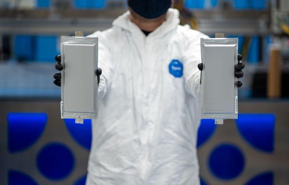 Ford și BMW ar putea începe testele cu baterii solid-state de anul viitor - Poza 1