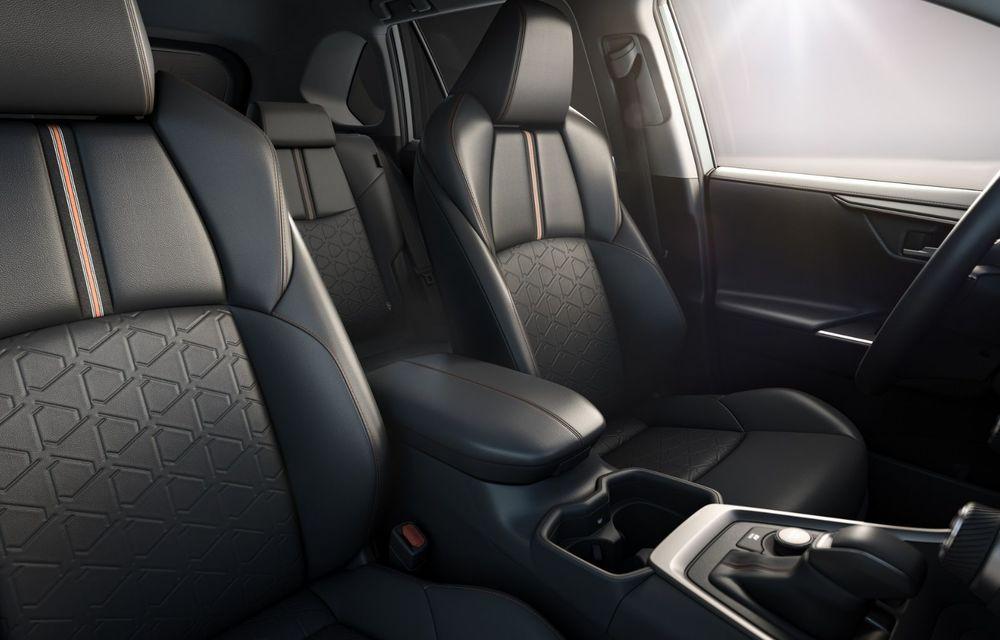 Toyota RAV4 facelift: versiunea RAV4 Adventure debarcă, în premieră, în Europa - Poza 4
