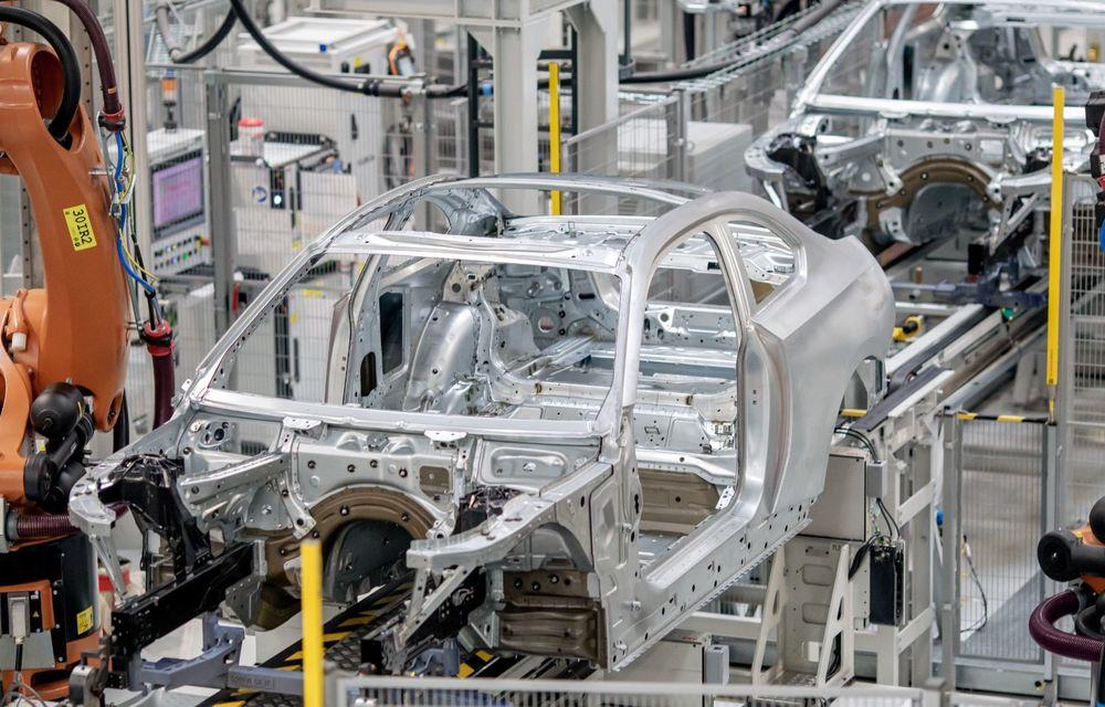 Noul BMW Seria 2 Coupe a intrat în producție la uzina din Mexic - Poza 2