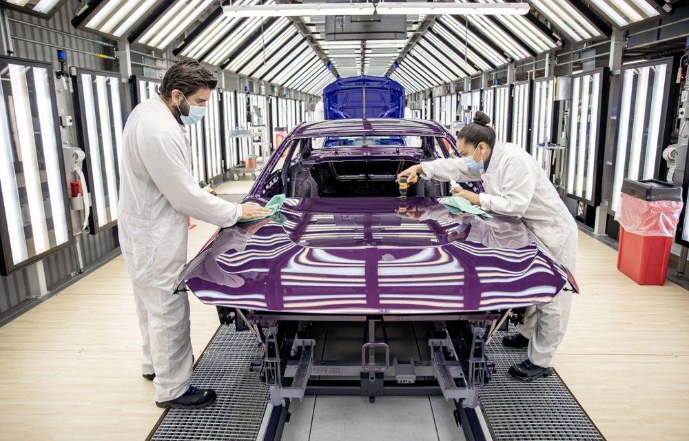 Noul BMW Seria 2 Coupe a intrat în producție la uzina din Mexic - Poza 3