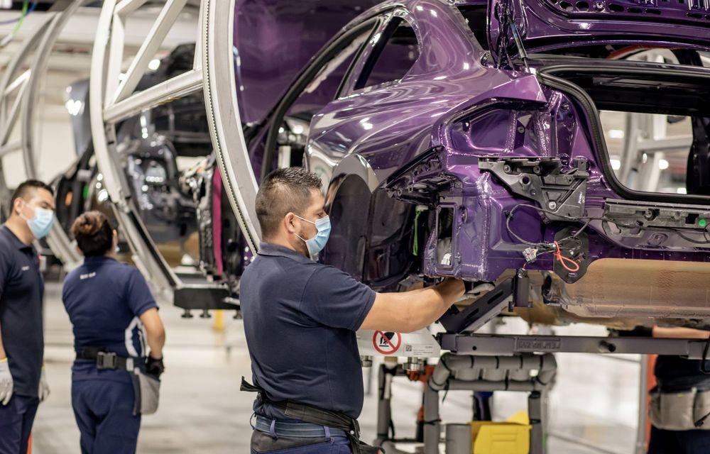 Noul BMW Seria 2 Coupe a intrat în producție la uzina din Mexic - Poza 4