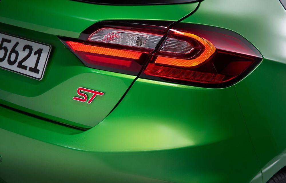 Ford prezintă noul Fiesta facelift: sistem micro hibrid și mai mult cuplu pentru Fiesta ST - Poza 20