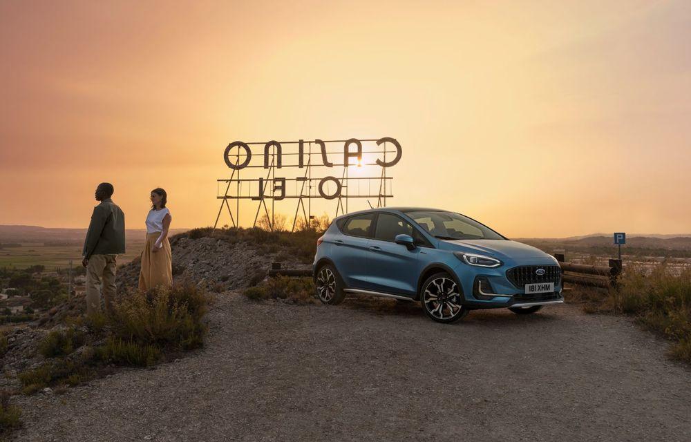 Ford prezintă noul Fiesta facelift: sistem micro hibrid și mai mult cuplu pentru Fiesta ST - Poza 10