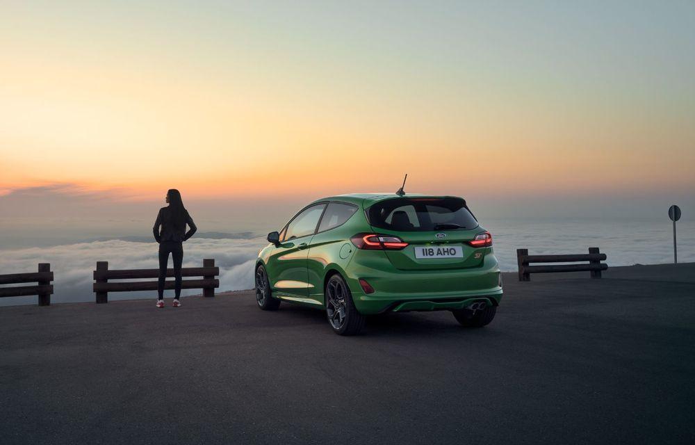 Ford prezintă noul Fiesta facelift: sistem micro hibrid și mai mult cuplu pentru Fiesta ST - Poza 12