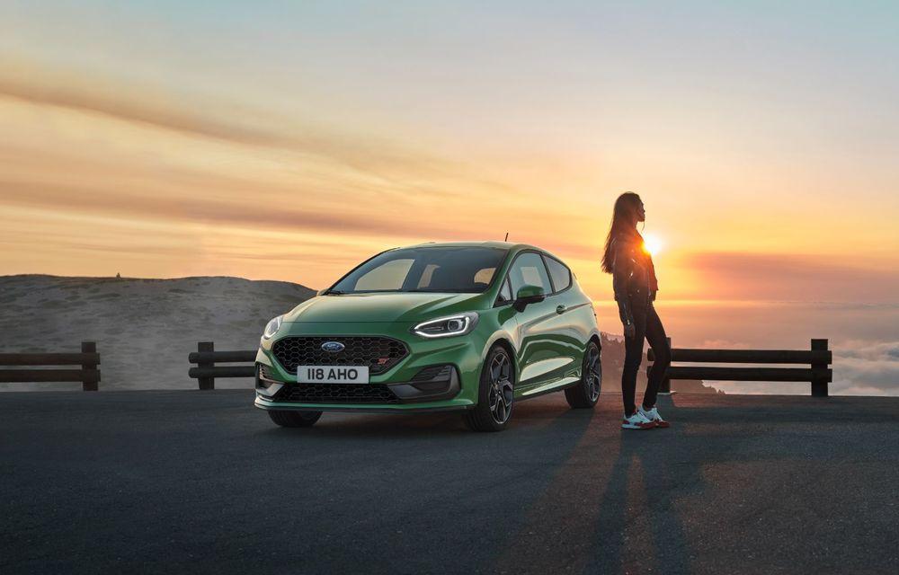 Ford prezintă noul Fiesta facelift: sistem micro hibrid și mai mult cuplu pentru Fiesta ST - Poza 11