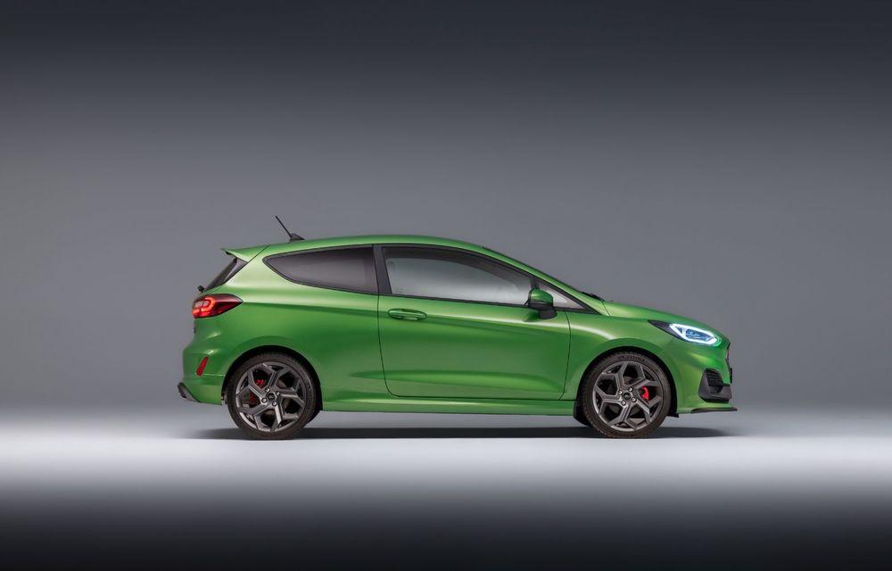 Ford prezintă noul Fiesta facelift: sistem micro hibrid și mai mult cuplu pentru Fiesta ST - Poza 4