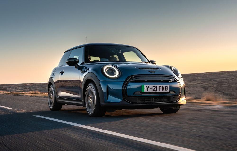 Mini a atins pragul de 1 milion de mașini livrate în Marea Britanie - Poza 1