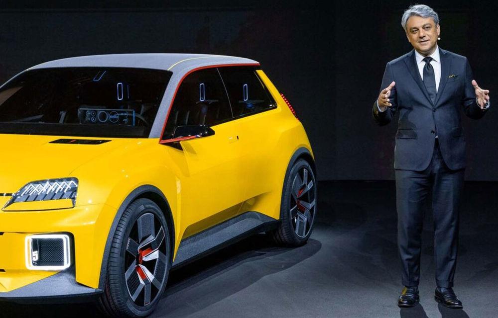 """Am stat de vorbă cu Luca de Meo, șeful Renault: """"Avem dealeri care ne cer de 15 ani să relansăm Renault 5"""" - Poza 1"""