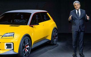 """Am stat de vorbă cu Luca de Meo, șeful Renault: """"Avem dealeri care ne cer de 15 ani să relansăm Renault 5"""""""