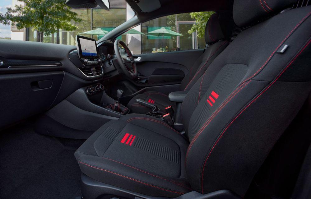 Ford Fiesta Van facelift vine cu faruri LED în standard și poate funcționa cu bio-combustibil E85 - Poza 8