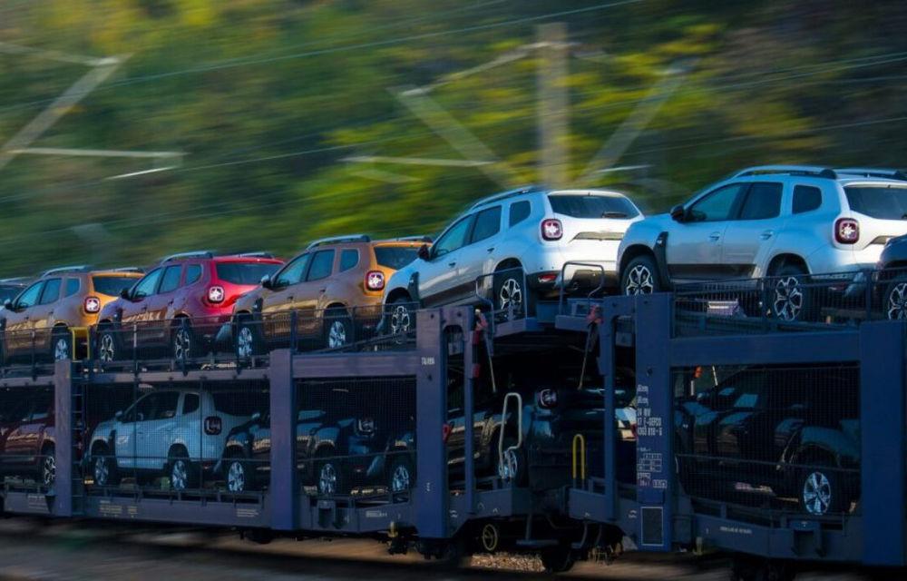 România a raportat cea mai mare creștere a vânzărilor auto din Europa în luna August - Poza 1