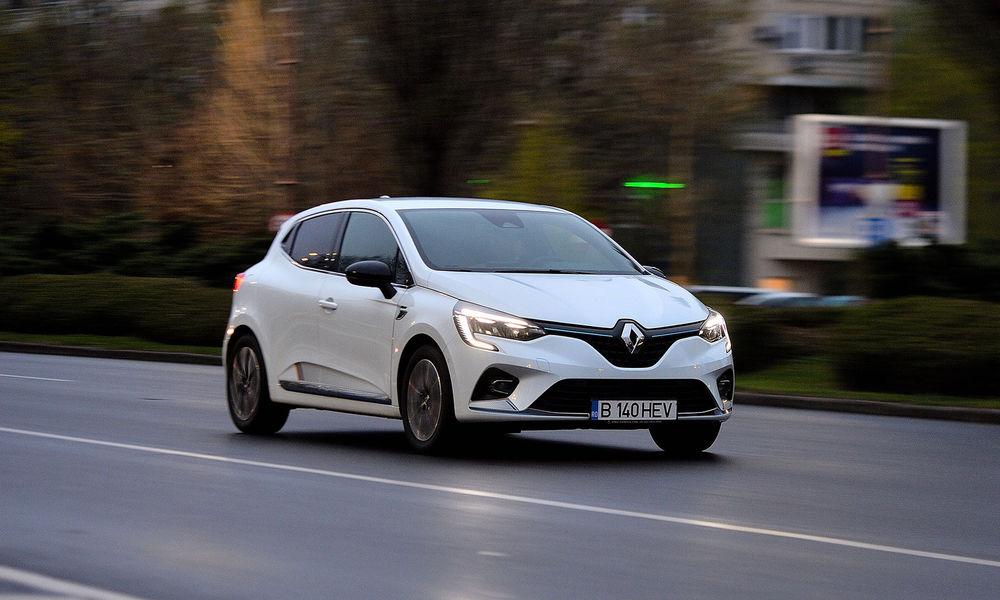 Test Drive Renault Clio E-Tech