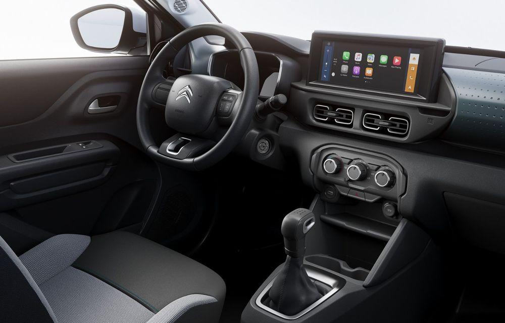 """Citroen New C3 este un """"hatchback modern"""" pentru India și America de Sud - Poza 9"""