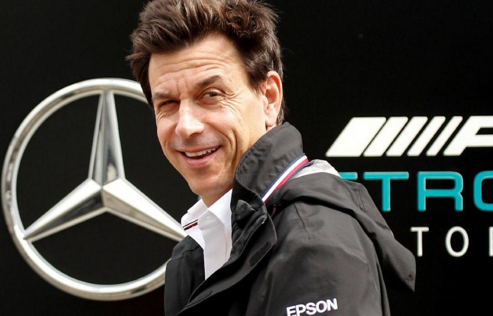 Mercedes vrea să vadă Volkswagen în Formula 1: nemții ar fi de acord cu simplificarea motoarelor - Poza 1