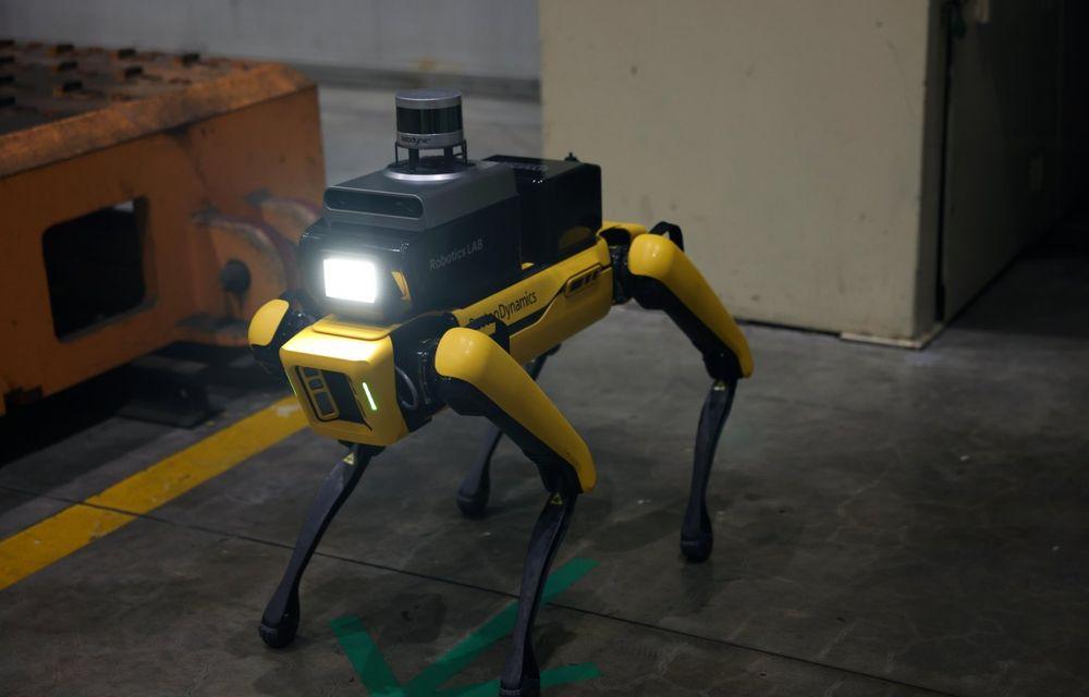 Hyundai pune la treabă roboții Boston Dynamics: primul exemplar va patrula printr-o fabrică din Coreea - Poza 1