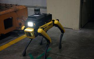 Hyundai pune la treabă roboții Boston Dynamics: primul exemplar va patrula printr-o fabrică din Coreea