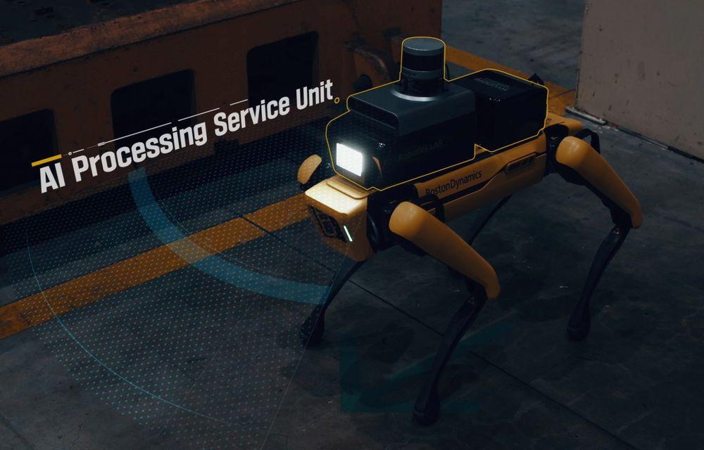 Hyundai pune la treabă roboții Boston Dynamics: primul exemplar va patrula printr-o fabrică din Coreea - Poza 2