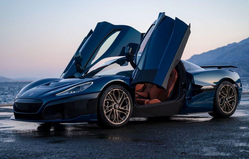 Cine este Mate Rimac, proprietarul Bugatti și inventatorul supercarului electric - Poza 5