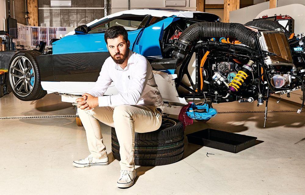 Cine este Mate Rimac, proprietarul Bugatti și inventatorul supercarului electric - Poza 1