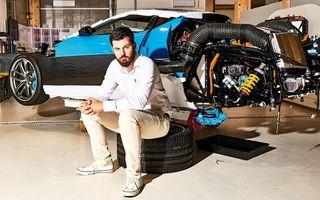 Cine este Mate Rimac, proprietarul Bugatti și inventatorul supercarului electric