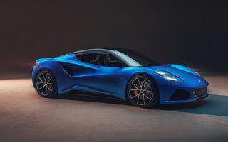 Detalii complete Lotus Emira First Edition: 400 CP și 0-100 km/h în 4.2 secunde