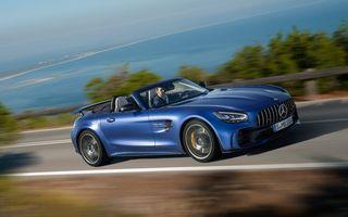 Mercedes-AMG ar putea lansa o decapotabilă cu zero emisii