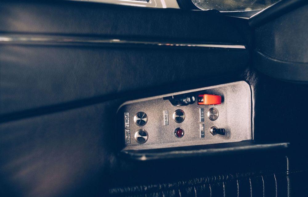 Mașina lui James Bond, în miniatură: pur electrică, 21 CP și o serie de gadget-uri - Poza 10