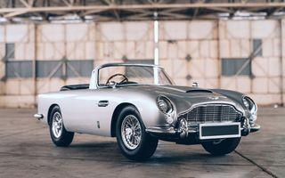 Mașina lui James Bond, în miniatură: pur electrică, 21 CP și o serie de gadget-uri