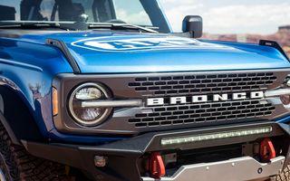 Ford Bronco va primi o versiune Raptor. Debutează în 2022
