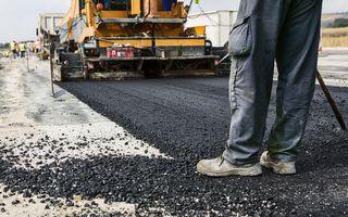 Reîncep lucrările de reparații pe Autostrada Soarelui, pe sectorul din beton